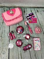 17 Piece Pretend Play Makeup Kit /& My First Purse Toy for Girls Birthday Gift