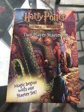 Juego de tarjetas coleccionables de Harry Potter