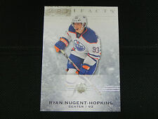 2014-15 UD Artifacts Base Card #75 Ryan Nugent-Hopkins Edmonton Oilers