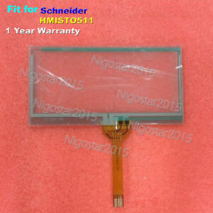 for Schneider Electric HMISTO511 Touch Screen Glass Touch Panel 1 Year Warranty