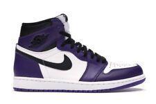 Nike Air Jordan 1 Retro High OG | Court Purple White | EU 44 US 10 UK 9