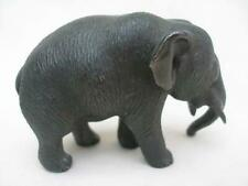Outstanding Japanese Meji Period Bronze Model of an Elephant.