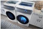 Samsung 6.0CuFt FlexWash Washer and 7.5CuFt ELECTRIC FlexDry Dryer photo