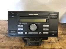 FORD CD6000 AUX PLAYER USED ITEM WORKING WITH CODE USED UNDAMAGED