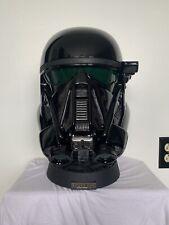 Nissan Exclusive Star Wars Death Trooper Helmet 1:1 Gentle Giant Limited Edition