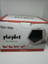 Playdot! Cat Laser Toy- 4 Operating! Battery Operated Cat Toy