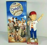 Ham Porter Washington Nationals Bobblehead The SANDLOT New in BOX Curly W Nats