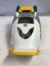 Mighty Ducks Aerowing Battle Cruiser Vehicle Mattel Incomplete X