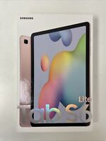 "Samsung Galaxy Tab S6 Lite 10.4"" 128GB WiFi Tablet Pink Chiffon Rose + S Pen NEW"