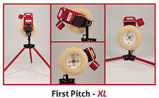 New! Firstpitch XL Baseball / Softball Pitching Machine