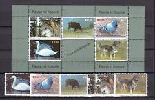 Kosovo - year 2006 - Michel 45/49 +Bl 1 - MNH