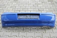 VW Polo 6N Facelift Stoßstange hinten, blau, Highline, Stoßfänger, 6N0 807 421 E