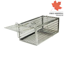 Medium Animal Humane Live Cage Mouse Cage Trap for Chipmunk Squirrel Rat and ...