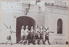 FOTOBUSTA 3, BREAKER MORANT, BRUCE BERESFORD AUSTRALIAN FILM, POSTER AFFICHE