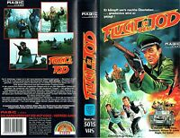 (VHS) Flucht in den Tod - John Savage, L. Horvath, Kelly Reno (USA,Ungarn 1984)