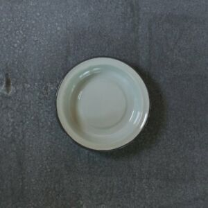 Falcon enamel pie plate, 14cm, round, duck egg
