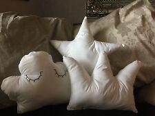 Nursery Teepee Play Tent Cushions Set Of 3