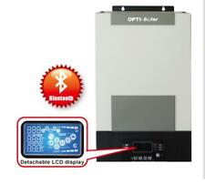 SOLAR HYBRID INVERTER 7000W 7KVA DC48V 80A charger MPPT with / without batteries