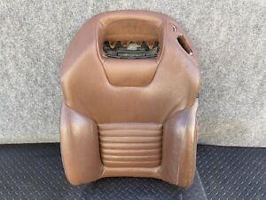 ✔MERCEDES R231 SL550 SL400 LEFT DRIVER FRONT UPPER SEAT CUSHION LEATHER OEM