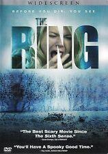 The Ring ~ Naomi Watts Martin Henderson ~ DVD WS dts ~ FREE Shipping USA