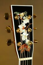 Martin D-41 Orchid Custom Acoustic Guitar