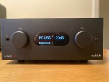 Audiolab M DAC +  DSD  Enabled DAC- Headphone Amplifier - Pre Amplifier