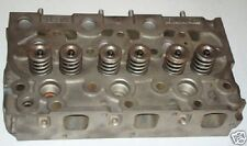 New Kubota D1402 Cylinder Head complete w/ valves