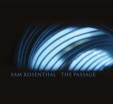 SAM ROSENTHAL The Passage CD Digipack 2012 Black Tape For A Blue Girl