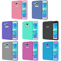 Shockproof Heavy Duty Hard PC Hybrid Rubber Case Cover For Samsung Galaxy Tablet