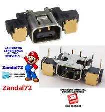 CONNETTORE SOCKET ALIMENTAZIONE NINTENDO NEW 3DS NEW 3DSXL AC ADAPTER POWER JACK