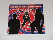 CD SINGLE - PILLS - CHAPEAU MELON ET BOTTES DE CUIR - 1998