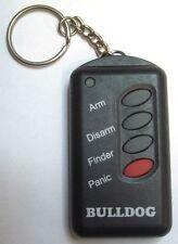 Bulldog Security aftermarket clicker keyless remote starter key fob J3STXJS1194