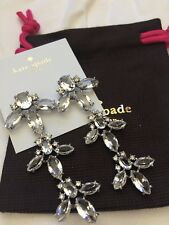 Kate Spade Ice Queen Chandelier 14k Gold-Filled Earrings New w/Bag NWT