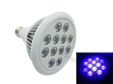 12*1W Par38 E27 6pcs Royal Blue+2pcs Cool White+2pcs Warm white+2pcs UV LED Lamp