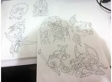 Anime, Manga, Cartoon, And Comic Drawing Yugioh