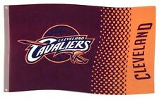 Forever Collectibles - NBA Cleveland Cavaliers Fade Flagge - Rot