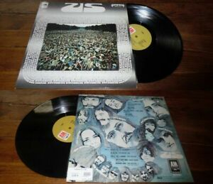 VA / JERICHO JONES, HUMBLE PIE, SISTERS LOVE - Us Rare French LP A&M Rock 71'