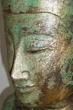 wunderschöner großer Buddha H.168cm Figur,Skulptur aus Holz Büste Feng Shui