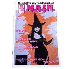 RARE Elvira Comic Book MAIN Halloween Horror Collectible