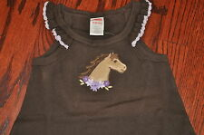 NWT Gynboree 18-24 months Cowgirls at Heart Sweater Dress Adorable Horse VHTF