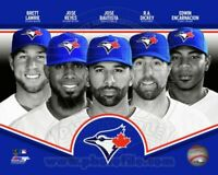 "Jose Bautista Toronto Blue Jays 2013 MLB Team Composite Photo (Size: 8"" x 10"")"