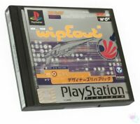 WipeOut - PlayStation one - ps1 - Free P&P
