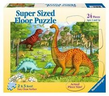 Ravensburger Dinosaur Pals Super Sized Floor Puzzle 24pc