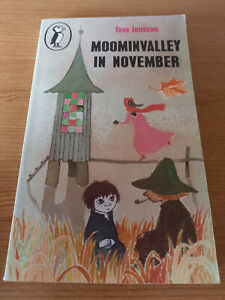 Moominvalley in November by Tove Jansson - Vintage Childrens Book, Moomins