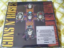 GINS N ROSES APPETITE FOR DESTRUCTION LOCKED N LOADED EDITION NEW&SEALED