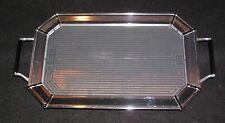 Vintage Salton Hotray Food Warming Tray w/ Cord - #H-425 - Chrome Art Deco Style