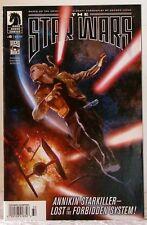 STAR WARS Magazine ANNIKIN STARKILLER - Lost in the Forbidden System