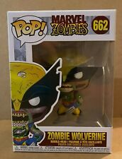 FUNKO POP - 662 - Marvel Zombies - Zombie Wolverine