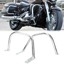 Chrome Front Engine Guard Crash Bar For Yamaha V-STAR XVS1300 DS1300 2011-2015