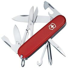 SWISS ARMY KNIFE, VICTORINOX, TINKER SUPER RED, BOXED, MODEL 53341